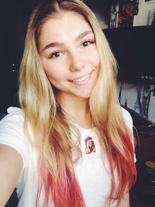 Фото девушек красивых блондинок 18 лет на аву023