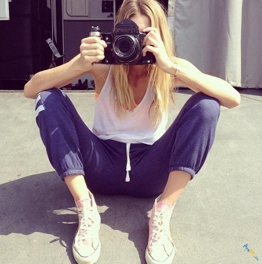 Фото девушек красивых блондинок 18 лет на аву024