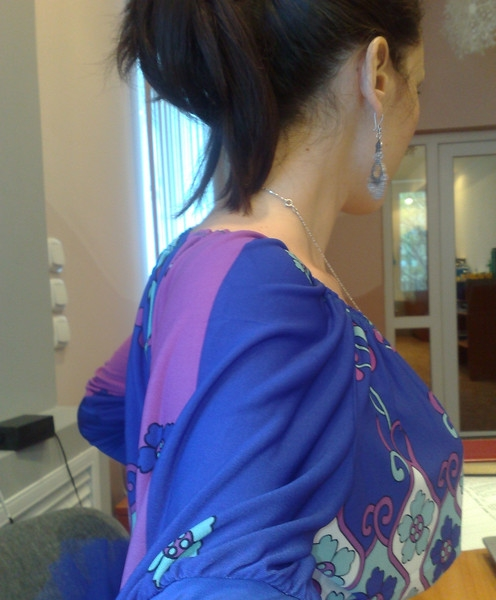 Фото девушек красивых брюнеток на аву со спины020