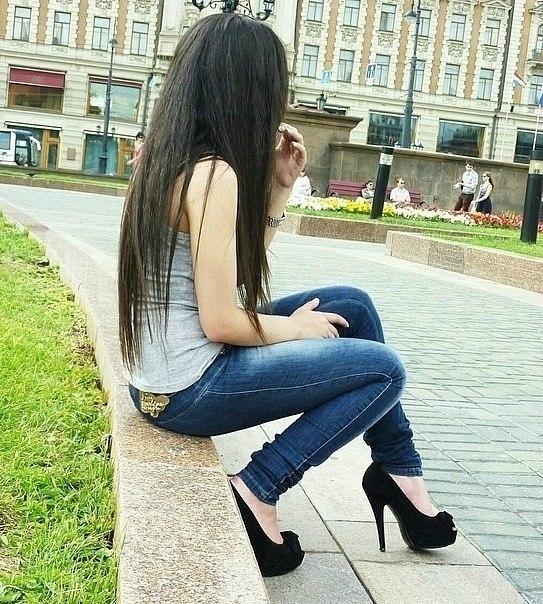Фото девушек на аву со спины на одноклассники014