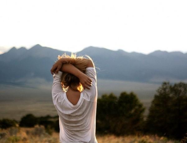 Фото девушек на аву со спины на одноклассники025