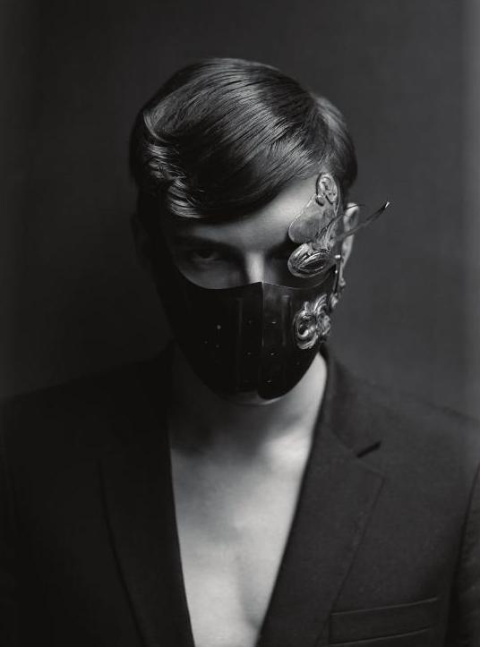 Фото для пацанов на аву в масках (10)