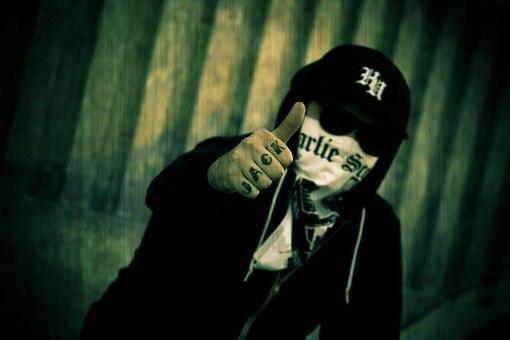 Фото для пацанов на аву в масках (17)