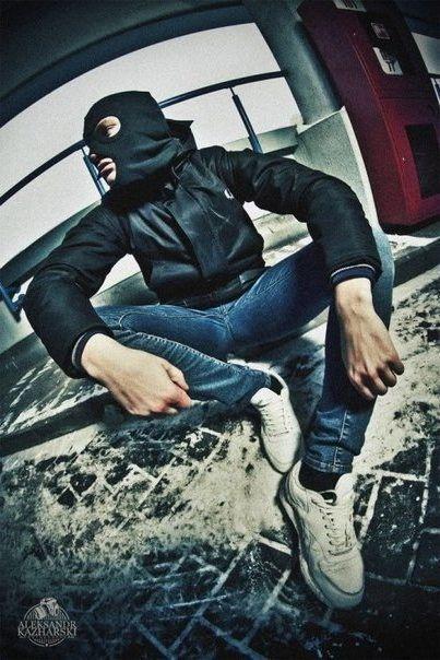 Фото для пацанов на аву в масках (2)