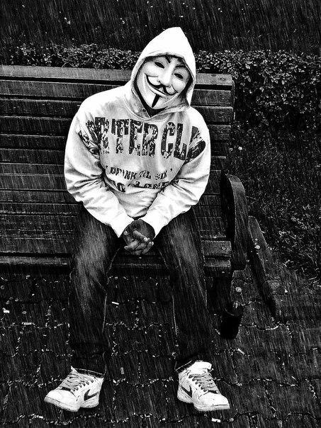 Фото для пацанов на аву в масках (30)
