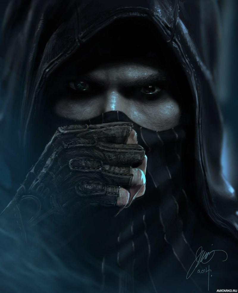 Фото для пацанов на аву в масках (32)