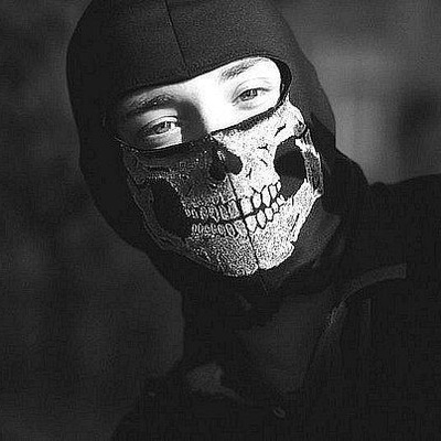 Фото для пацанов на аву в масках (8)
