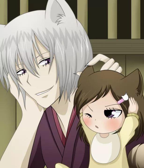 Фото из аниме Очень приятно бог Нанами (2)