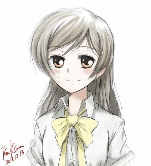 Фото из аниме Очень приятно бог Нанами (4)