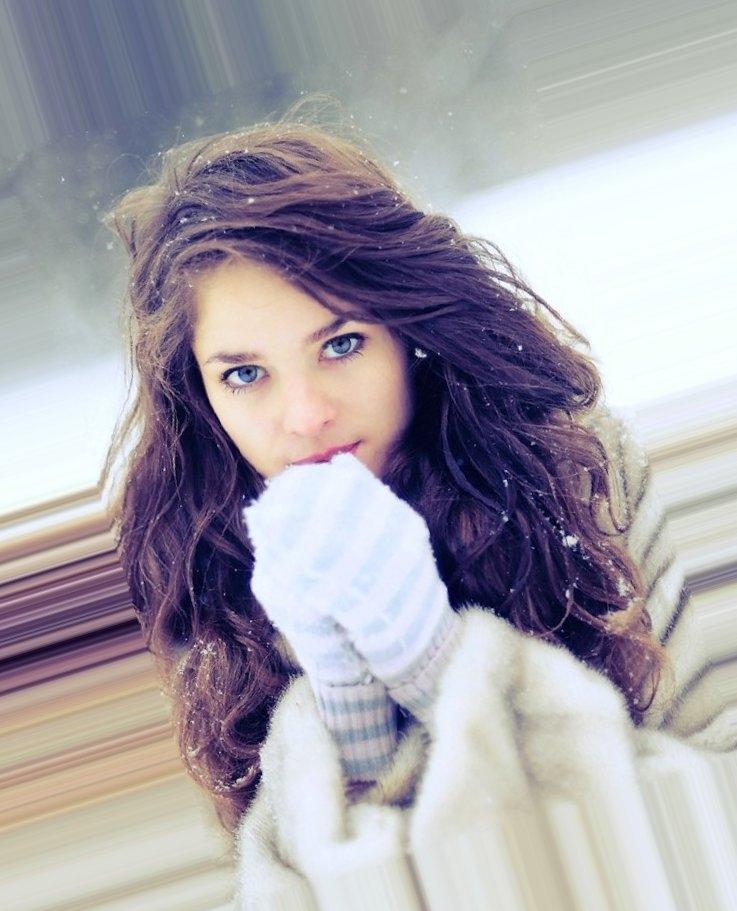 Фото красивых девочек на аву в ВК 13 лет017