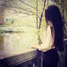 Фото красивых девушек на аву брюнеток со спины024