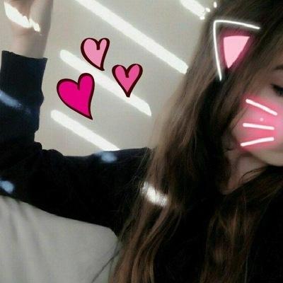 Фото на аву девушка с русыми волосами без лица019