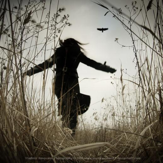 Фото на аву для девушек со спины новые осень - подборка (19)