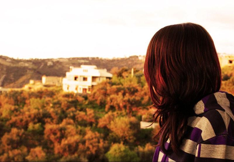 Фото на аву для девушек со спины новые осень - подборка (20)