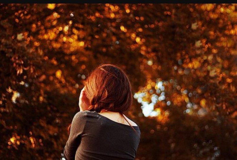 Фото на аву для девушек со спины новые осень - подборка (23)