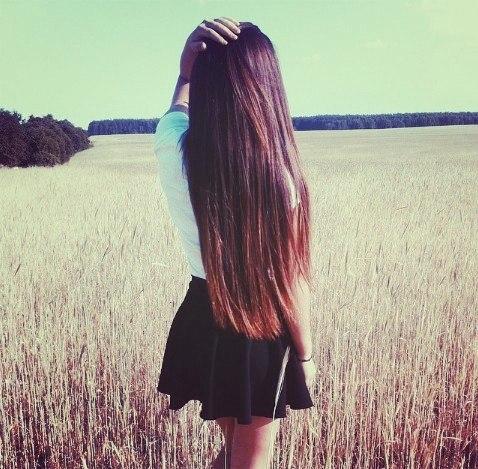 Фото на аву для девушек со спины новые осень - подборка (5)