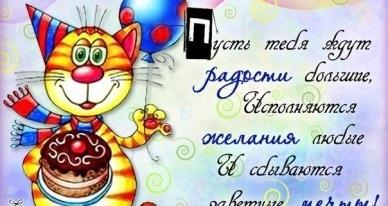 Фото поздравления с днем рождения приколы002