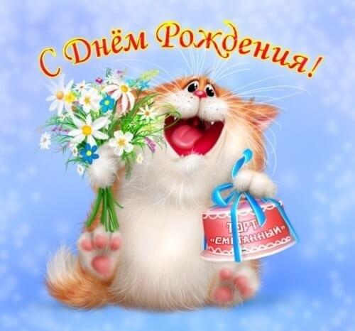 Фото поздравления с днем рождения приколы009