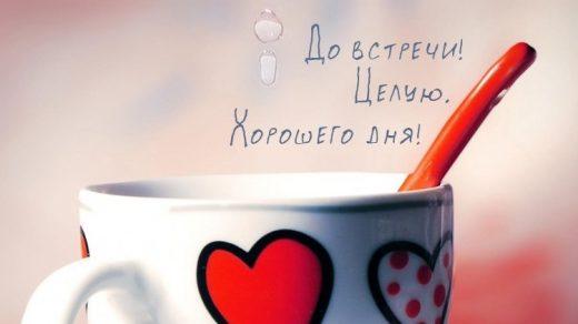 Фото с добрым утром и хорошим днем любимому009