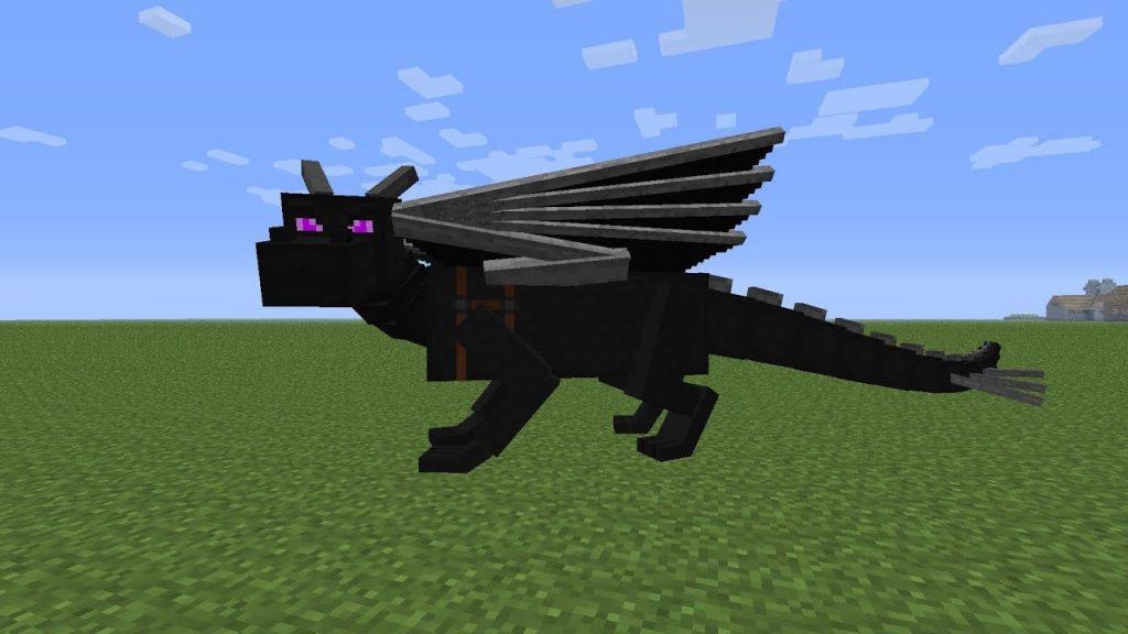 Фото эндер дракона из майнкрафт (14)