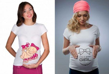 Футболки для беременных прикольные картинки (17)