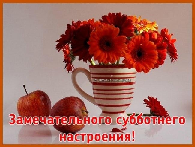 Хорошего субботнего дня и отличного настроения018