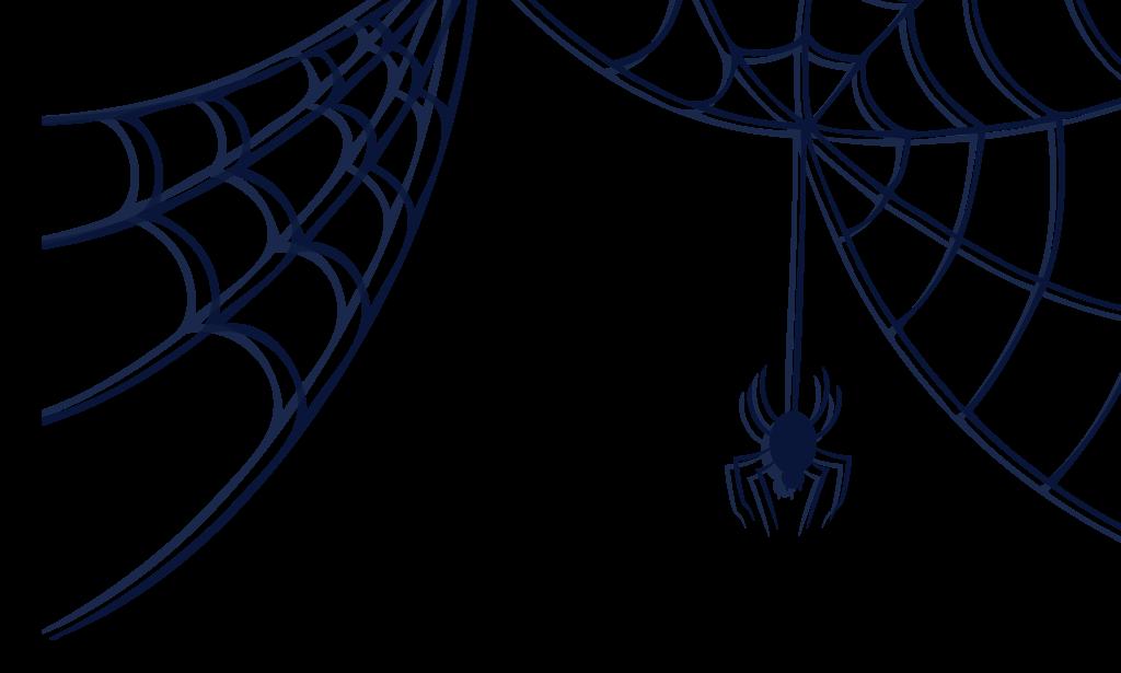Хэллоуин пауки красивые картинки (21)