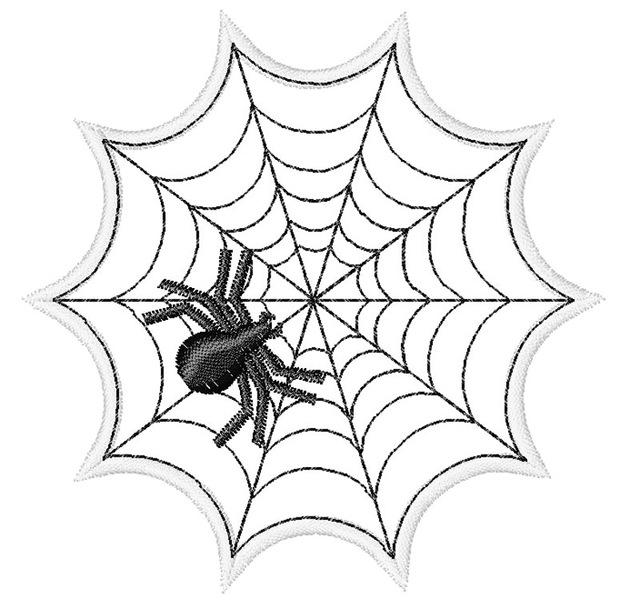 Хэллоуин пауки красивые картинки (26)