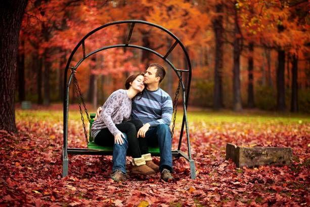 Что одеть на фотосессию на природе осенью Фото идеи (11)