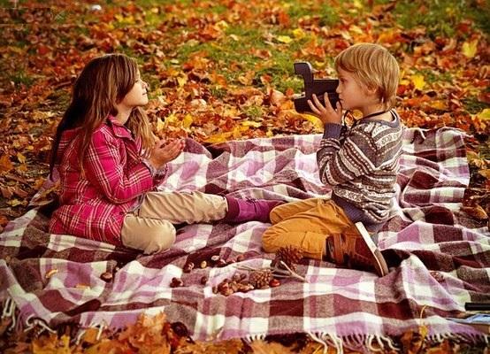 Что одеть на фотосессию на природе осенью Фото идеи (24)
