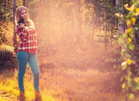 Что одеть на фотосессию на природе осенью013