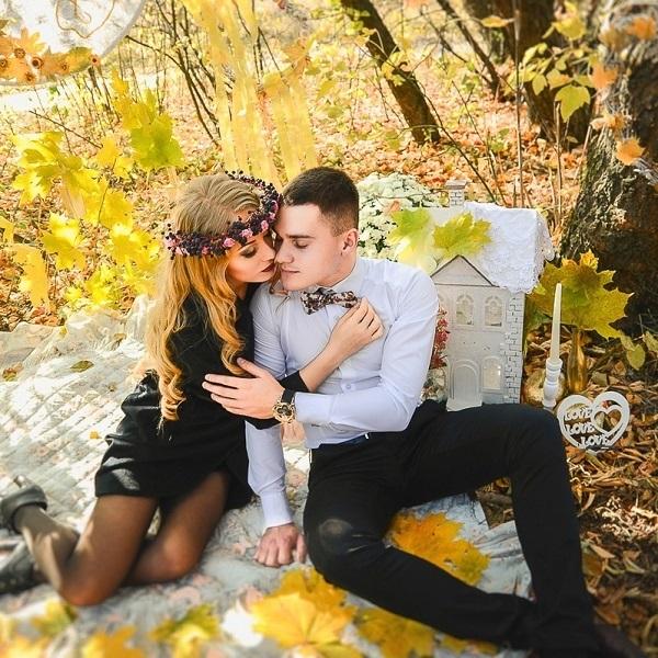 Что одеть на фотосессию на природе осенью014
