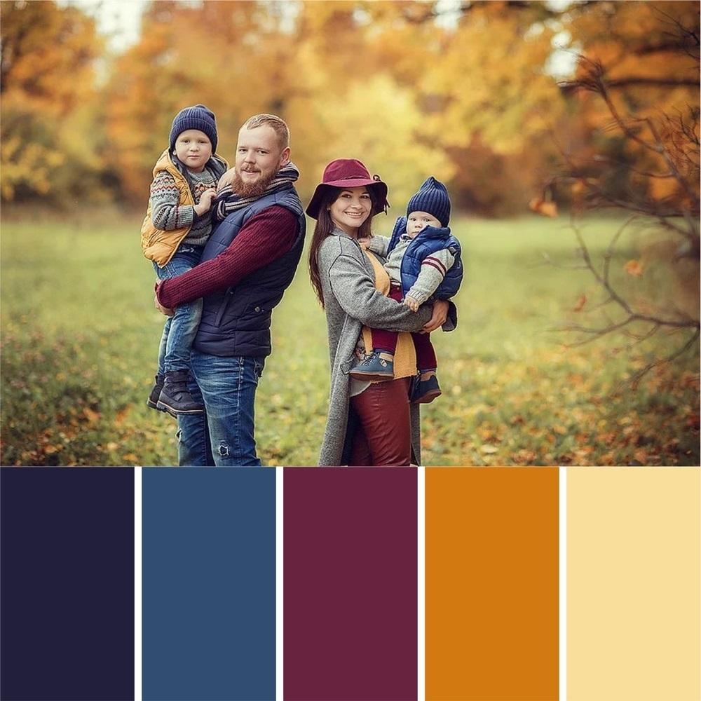 Что одеть на фотосессию на природе осенью017