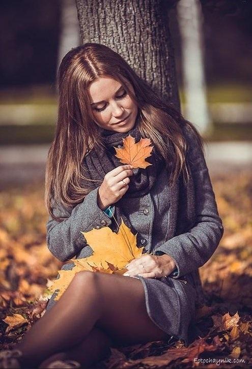 Что одеть на фотосессию на природе осенью020