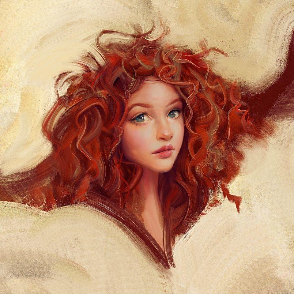 Эльфы иллюстрации и красивые арт картинки002