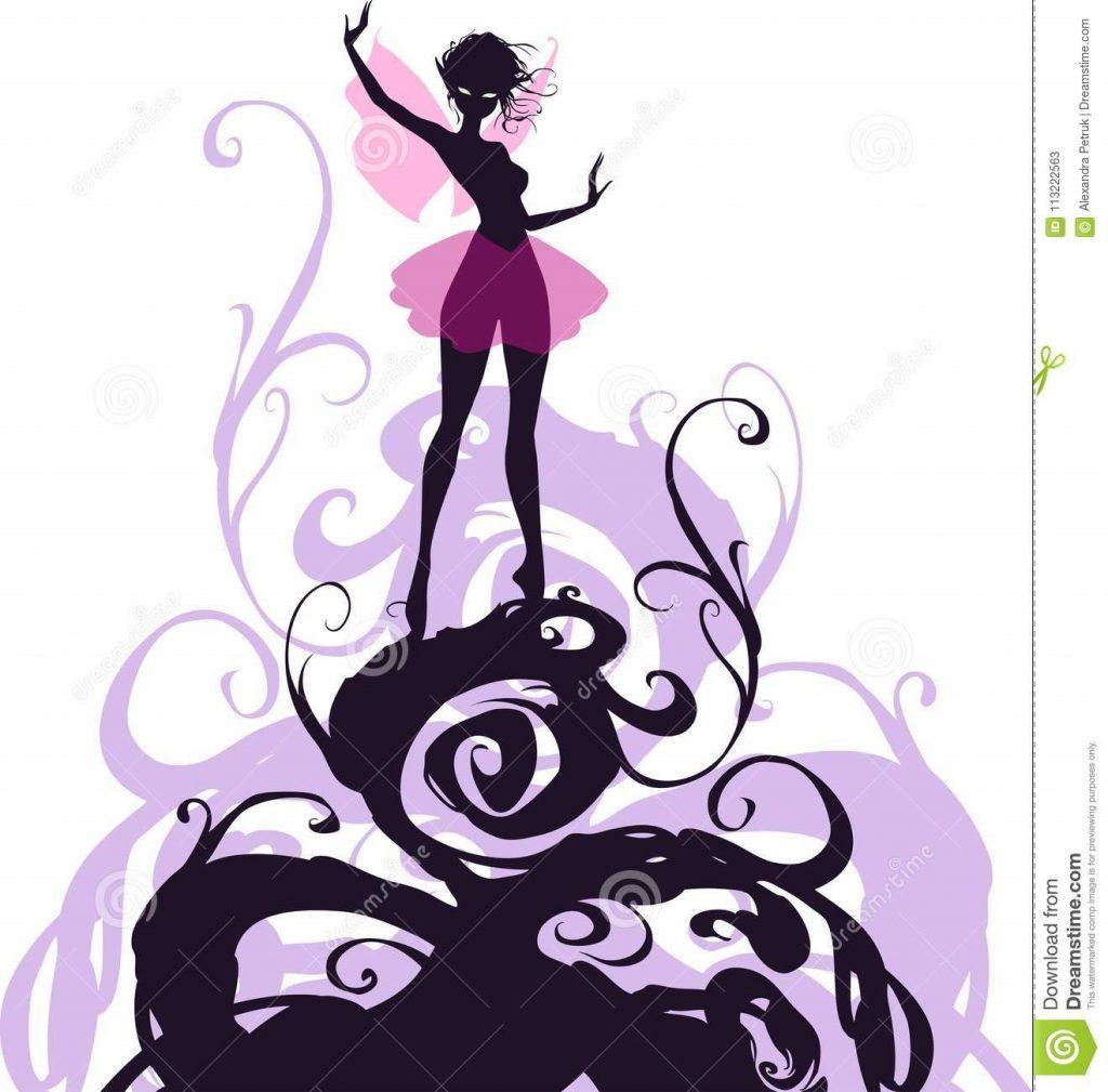 Эльфы иллюстрации и красивые арт картинки005