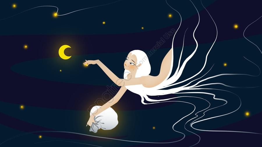 Эльфы иллюстрации и красивые арт картинки013