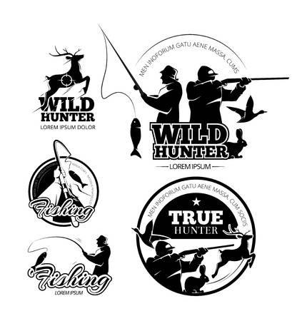 Эскизы на тему охота - сборка изображений (9)