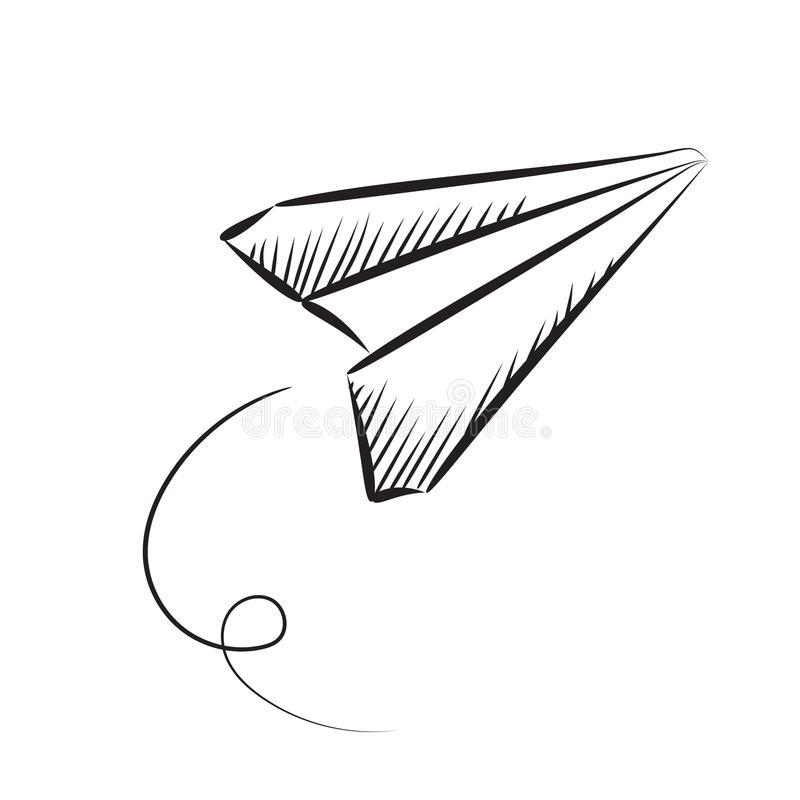 Эскиз самолетик - 30 лучших изображений (8)