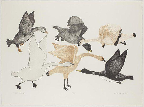 Эскимосы рисунки красивые и прикольные (5)