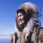 Эскимосы рисунки красивые и прикольные