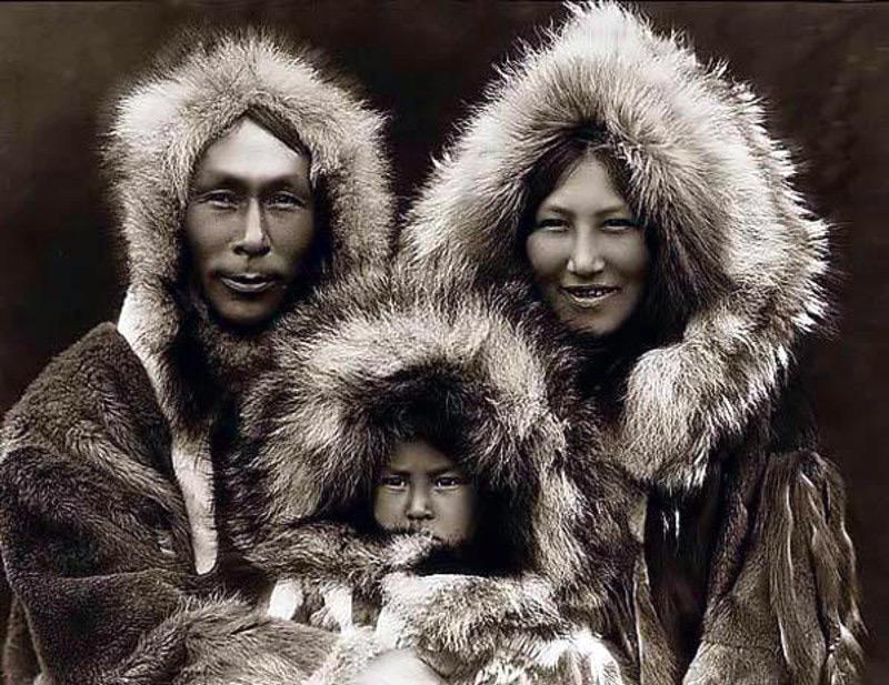 Эскимосы рисунки красивые и прикольные (9)