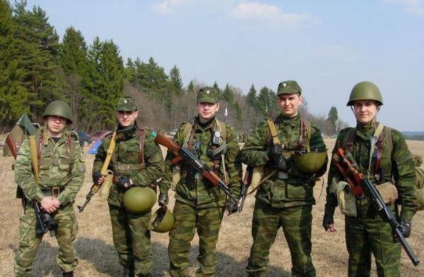1 октября День сухопутных войск РФ004