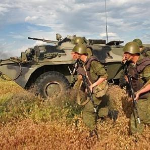 1 октября День сухопутных войск РФ011