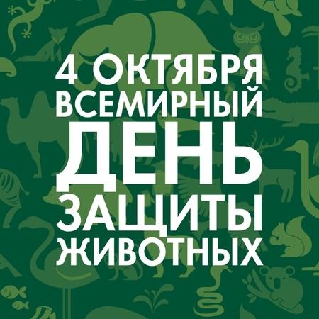 4 октября день защиты животных картинки003
