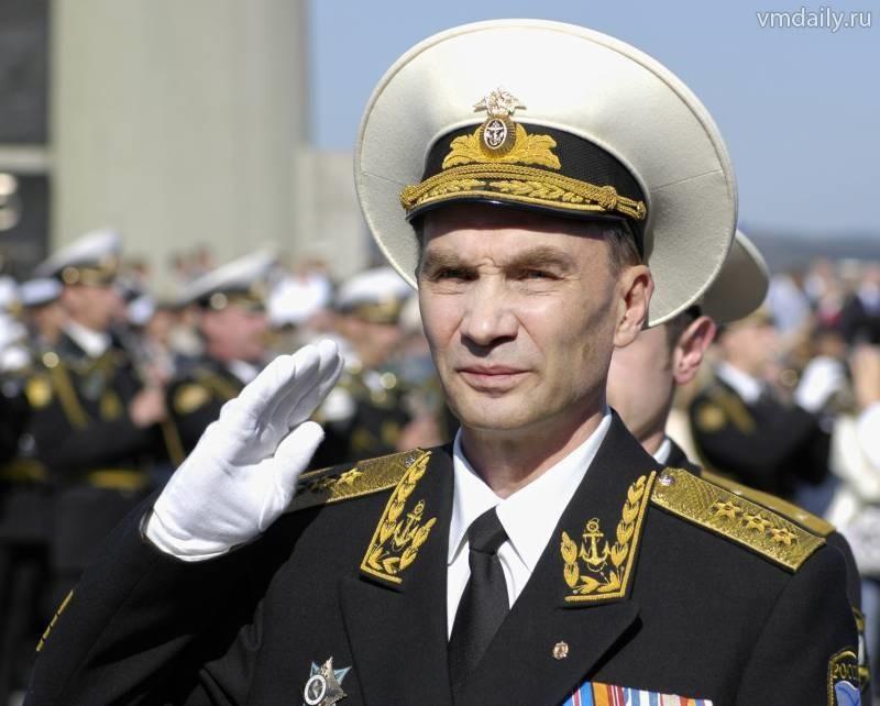 8 октября День командира корабля (надводного, подводного и воздушного)008