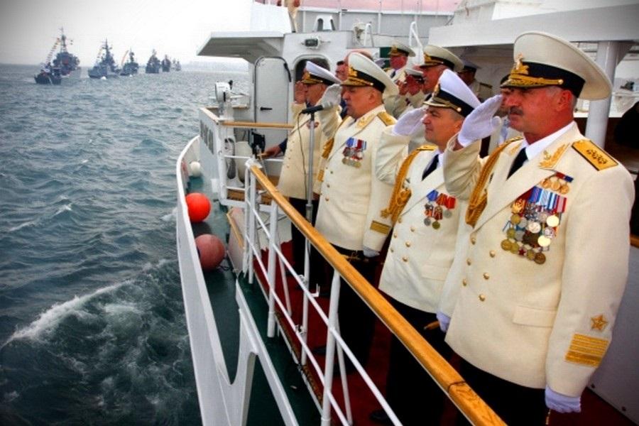 8 октября День командира корабля (надводного, подводного и воздушного)012