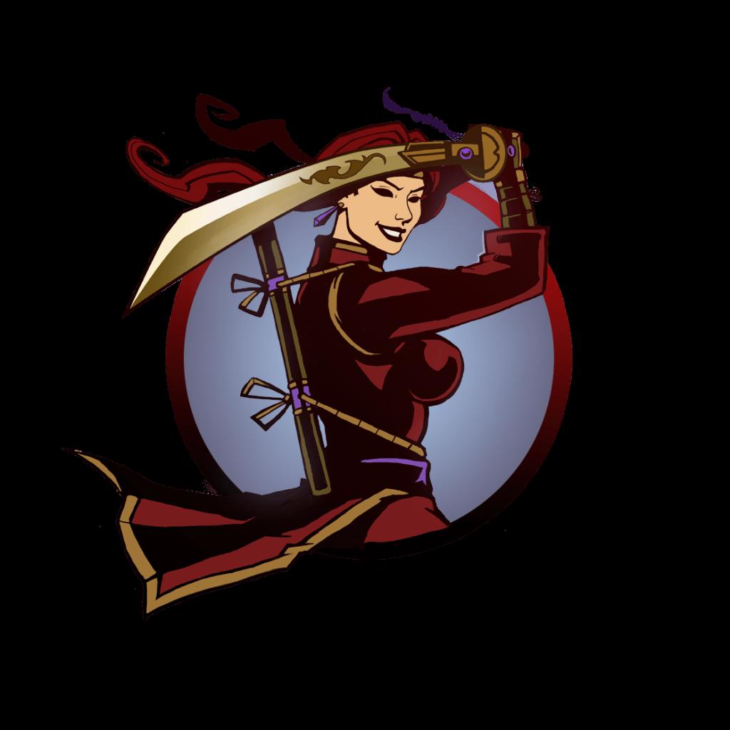 Shadow fight 2 персонажи девушки (13)