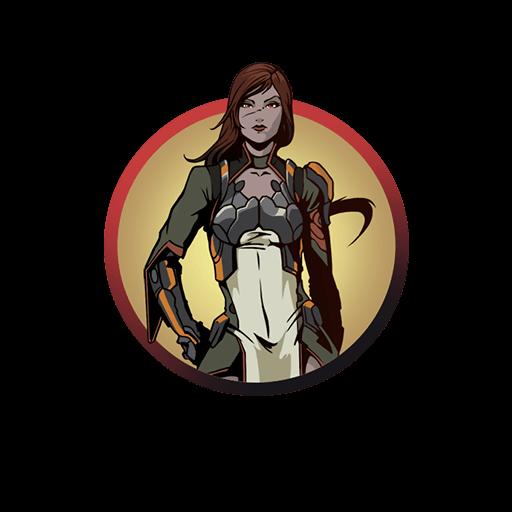 Shadow fight 2 персонажи девушки (5)