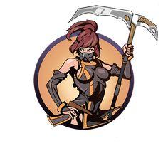 Shadow fight 2 персонажи девушки (7)